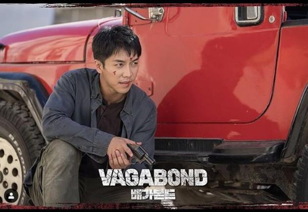 李昇基在剧中饰演做事替人演员。