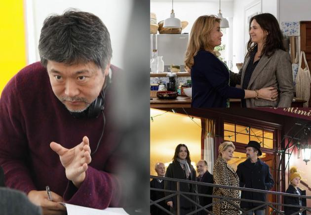 是枝裕和新片《真实》确定参加威尼斯电影节