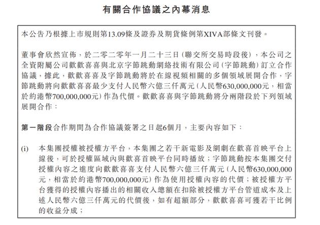 囧妈片方6.3亿与线上平台签合作 保底发行已终止