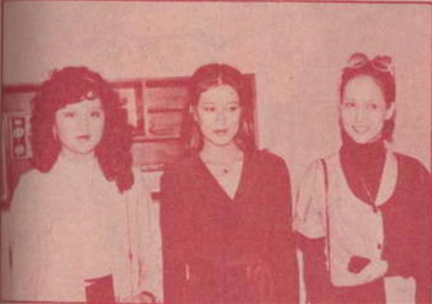 罗霈颖40年前嫩照曝光