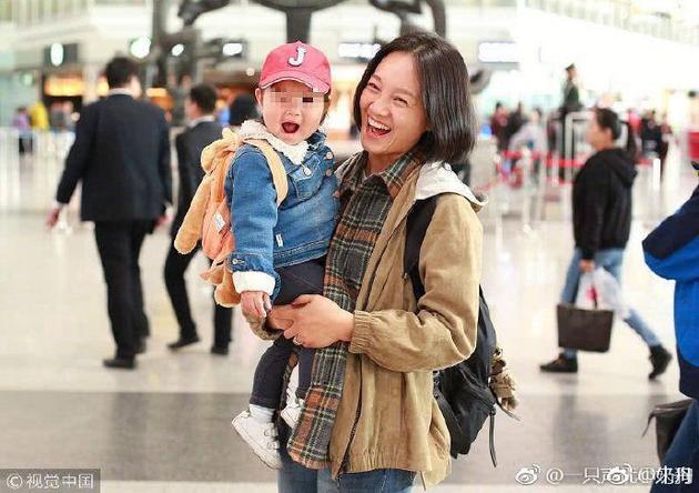 朱丹與女兒