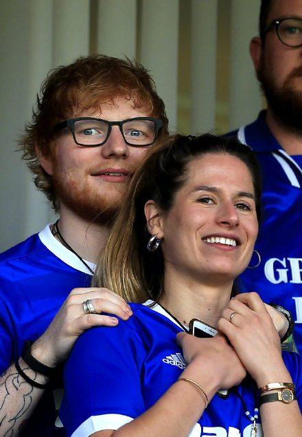 Ed Sheeran承认已结婚!已与爱妻低调举办婚礼