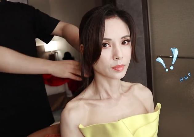 李若彤晒vlog