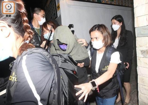 吴耀汉小女儿涉毒被捕