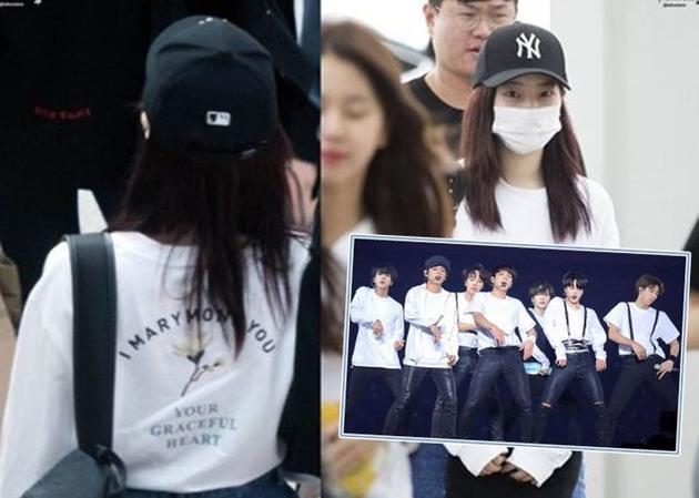 TWICE韩籍成员众贤被爆曾穿撑韩国慰安妇机关的T恤惹首争议。