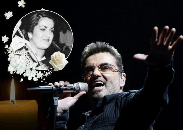 已故男歌手乔治・迈克尔胞妹与哥