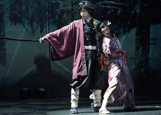 《鬼灭之刃》新舞台剧公演定于八月 矢崎广等出演