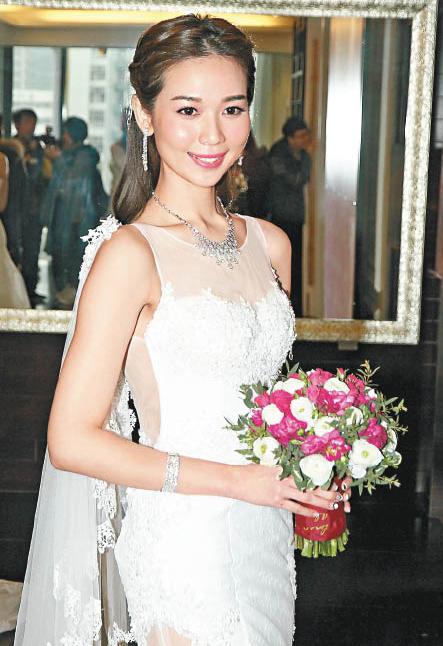 楊秀惠婚後無意過少奶奶生活,繼續搞生意兼拍劇