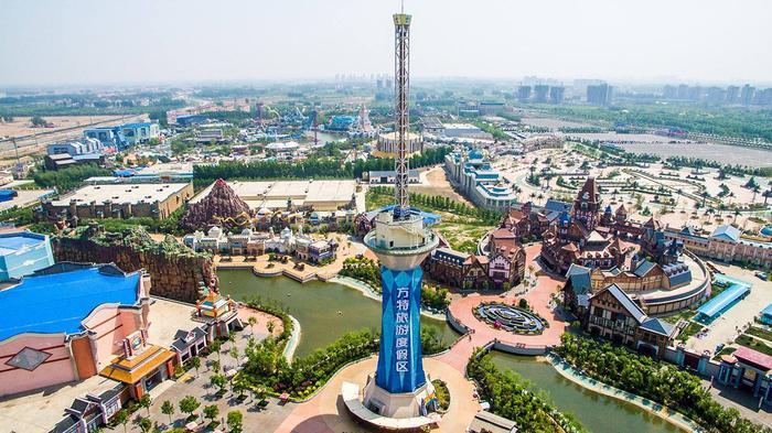 华强方特乐园(图片来自网络)