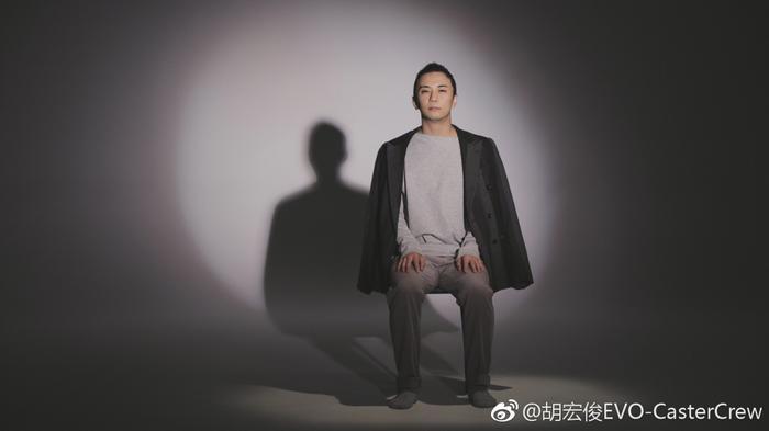 胡宏俊写真(图片来自个人微博)