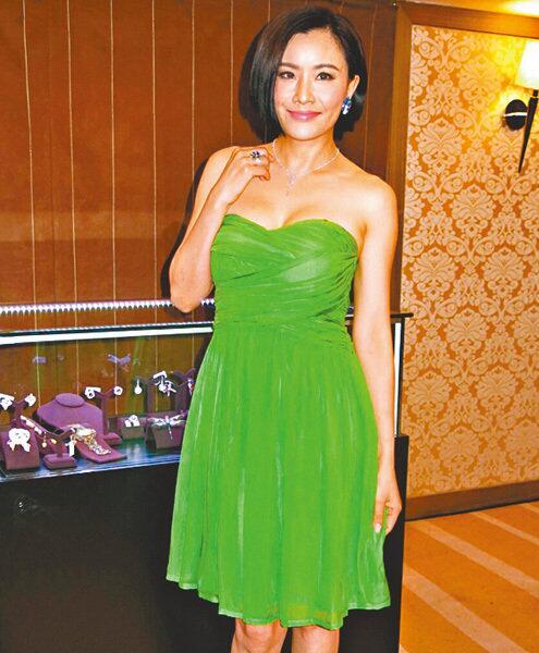 张文慈透露以前有收藏首饰。