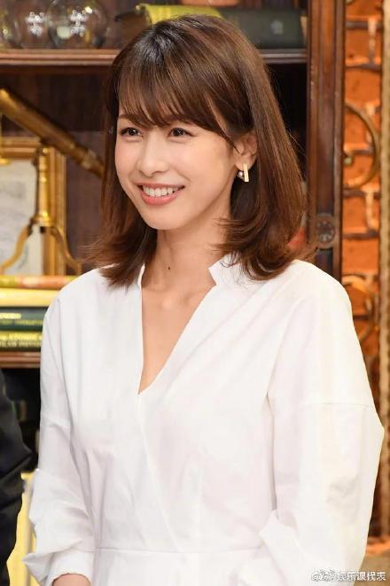 原富士电视台主播加藤绫子与圈外男士结婚