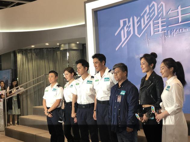 多部TVB剧将内地香港同步播 张卫健光头重出江湖