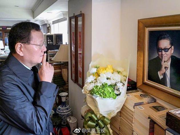 李敖挚友刘长乐赴台