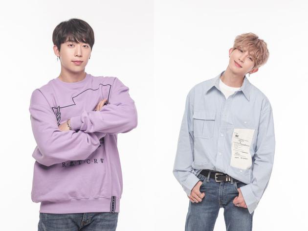 U-KISS两名成员Hoon与李基石