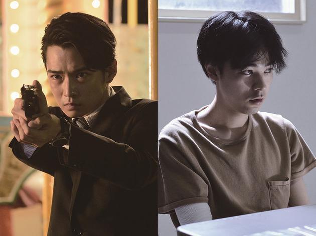 电影《虽然只是弄丢了手机》剧照左起千叶雄大,成田凌