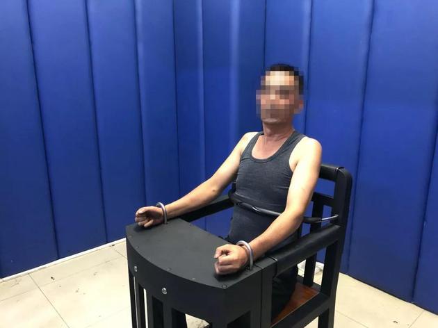 警方通报任达华被刺事件:嫌疑人存在精神障碍