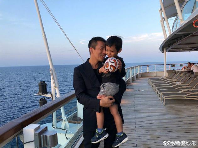 汪小菲和儿子