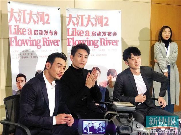 《大江大河2》开拍王凯不用为了角色努力减肥了