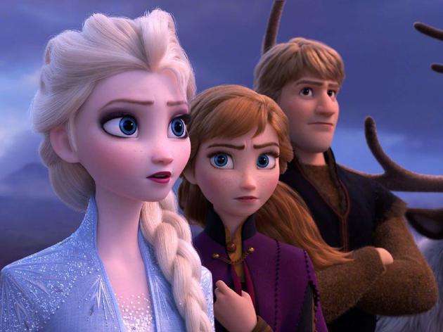 《冰雪奇缘2》全球票房突破十亿美元