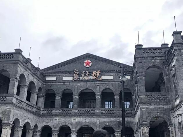 蘇州華誼兄弟電影世界集結號主題區