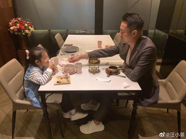 汪小菲深夜发文思念女儿 网友:忘了有儿子