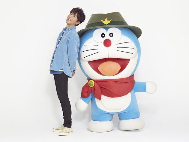 木村拓哉客串《哆啦A梦》剧场版 为重要角色配音
