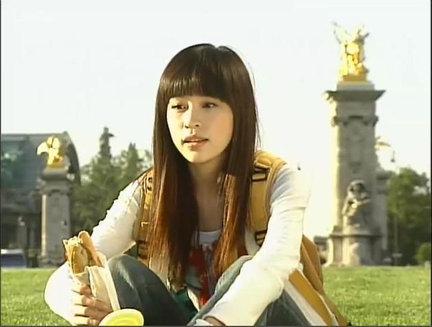 王心凌出演電視劇《天國的嫁衣》劇照