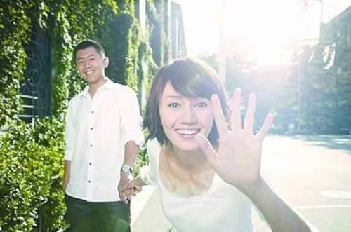 夏雨为媳妇儿袁泉庆生:一如既往,生日快乐
