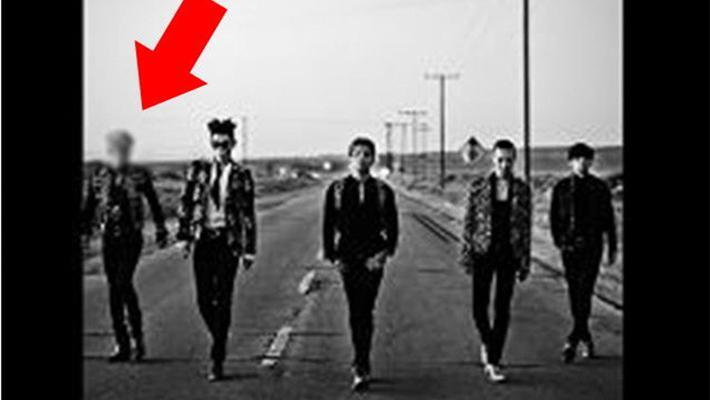 YG删除胜利周边商品 Bigbang集体照中被打码糊脸