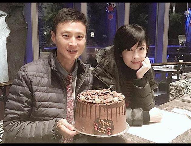 周慧敏、倪震上個月慶祝結婚10週年