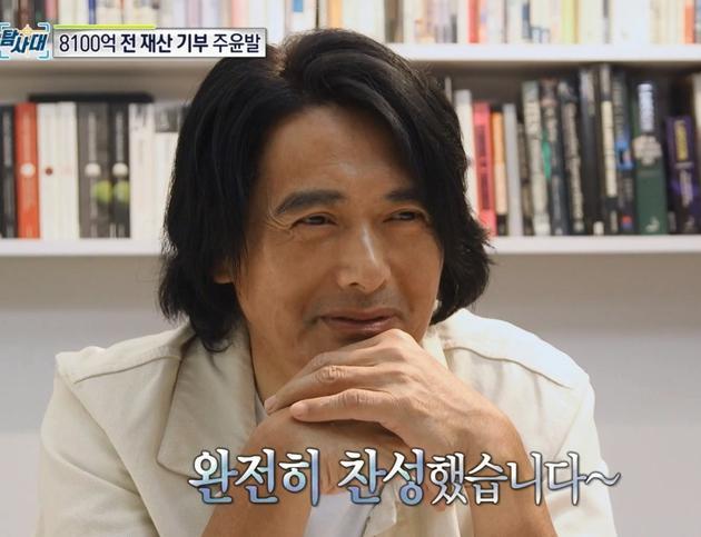 周润发时隔十年亮相韩国节目。
