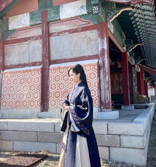 韩剧《月升》否认造型是中国古装 称参考古墓壁画