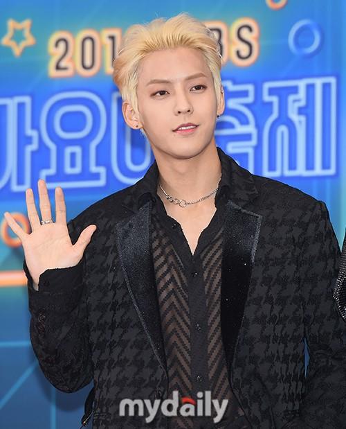 BTOB成员李旼赫