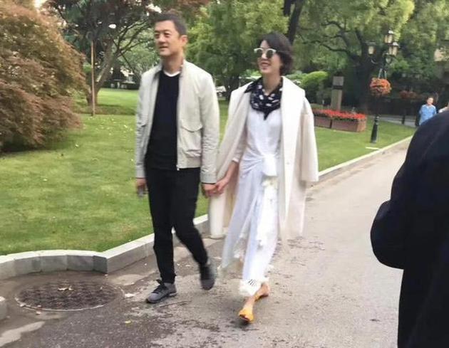 李亞鵬與女友