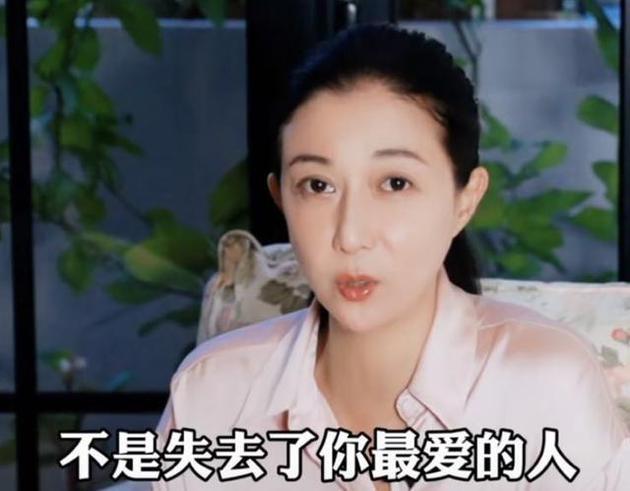 吴绮莉在社交平台中发布视频