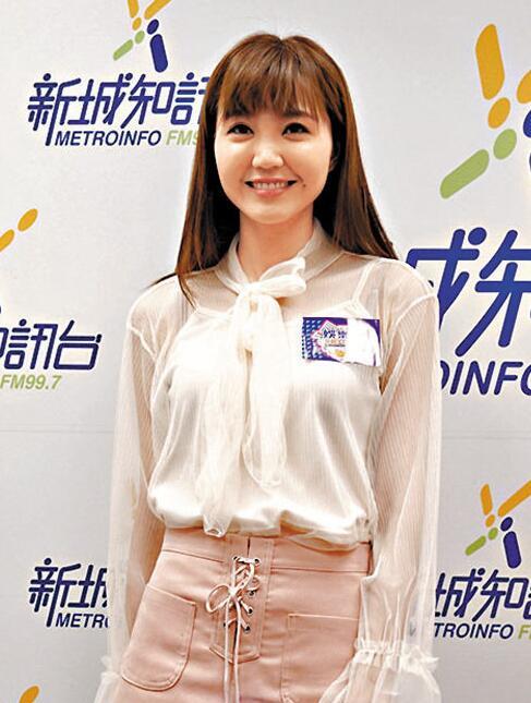 吴若希指女儿令她与老公关系修好。