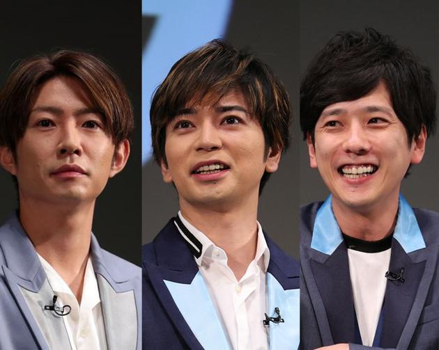 今年10月起岚成员新剧接连开播 可能相互友情出演
