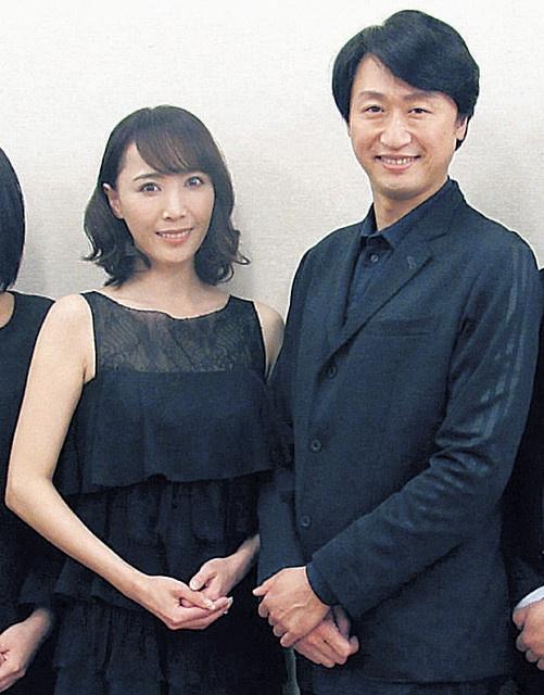 贵城惠(喜多村绿郎的妻子)与喜多村绿郎