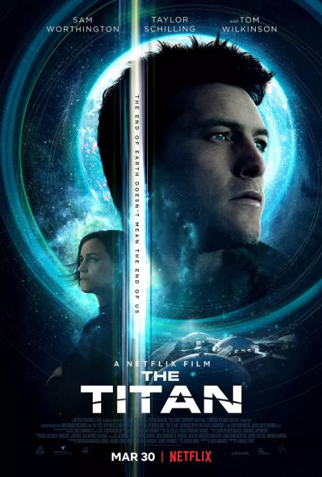 超能泰坦 The Titan