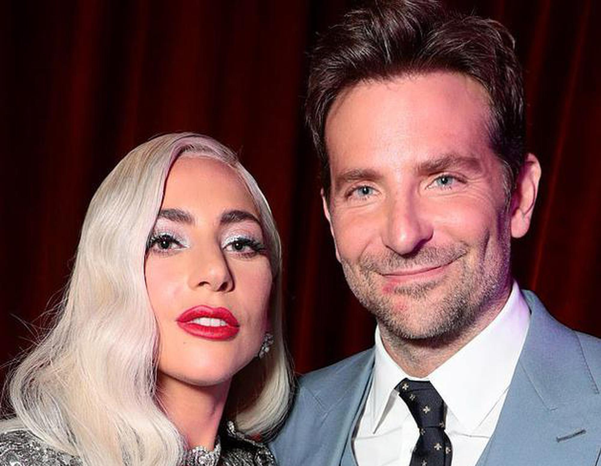 Lady Gaga与布莱德利·库珀