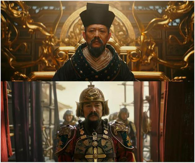 李连杰在迪士尼即将上映的电影《花木兰》中饰演皇帝