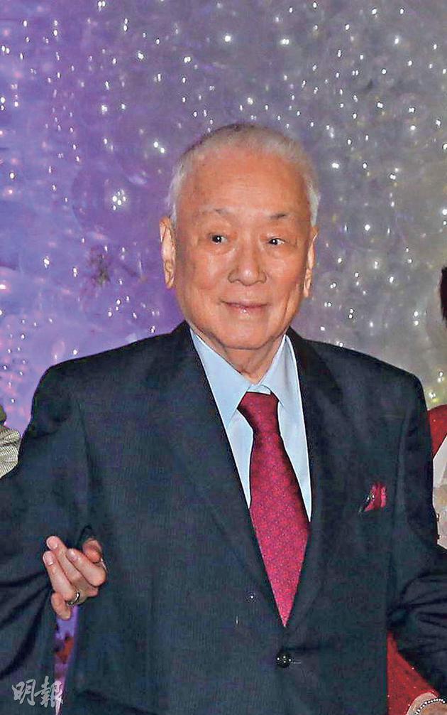 許世勳最近逝世,享年97歲,其家人昨天(12月9日)低調設靈。