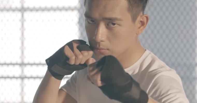 《星速客SHOOT》李现拳击荷尔蒙爆表 看腹肌撕裂者如何炼成