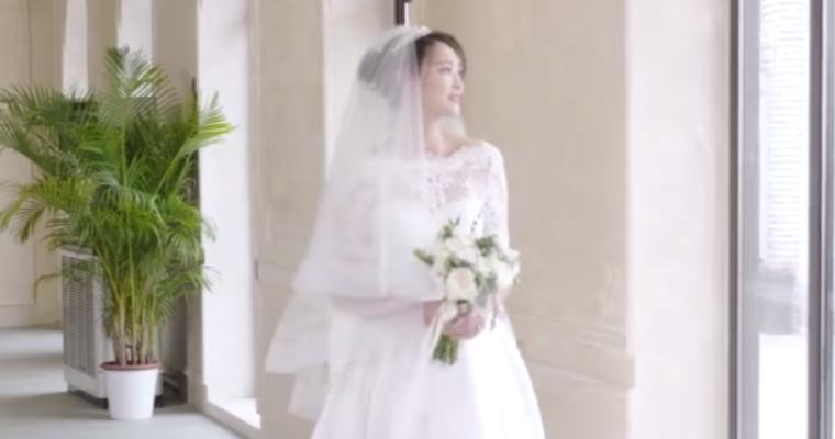 惠若琪大婚 《星速客SHOOT》独家新婚日记曝光