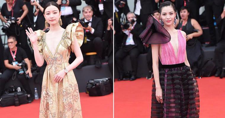 威尼斯Daily-01:王师傅带你攻略开幕红毯 倪妮和钟楚曦谁更美?