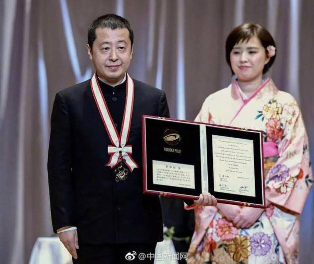 贾樟柯获亚洲文化奖大奖 张艺谋莫言等也曾获此奖