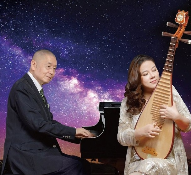 81岁钢琴大师再当父亲 44岁妻子为其诞下女婴