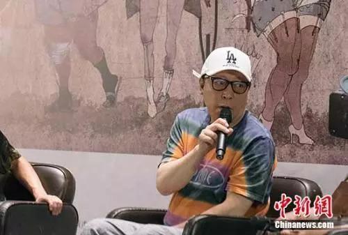 倪大红现场害羞谈表演生涯 想避避苏打强的风头