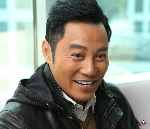 谭耀文继《叶问3 》后, 在《叶问》表传片中再次展现。